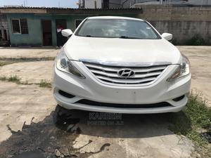 Hyundai Sonata 2011 White | Cars for sale in Lagos State, Maryland