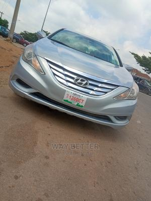 Hyundai Sonata 2012 Silver | Cars for sale in Abuja (FCT) State, Gwarinpa