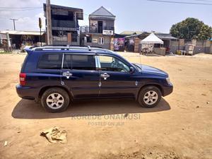 Toyota Highlander 2003 Blue   Cars for sale in Lagos State, Ikorodu