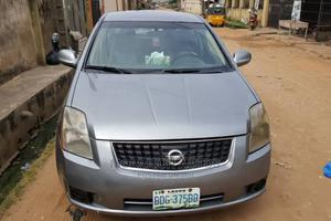 Nissan Sentra 2007 Gray | Cars for sale in Lagos State, Ojodu
