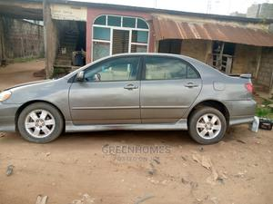 Toyota Corolla 2006 Gray   Cars for sale in Lagos State, Isolo
