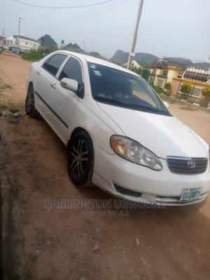 Toyota Corolla 2004 LE White | Cars for sale in Abuja (FCT) State, Kubwa