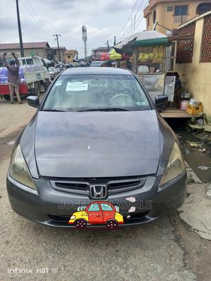 Honda Accord 2004 2.4 Type S Automatic Gray | Cars for sale in Lagos State, Gbagada