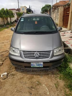 Volkswagen Sharan 2000 Gray | Cars for sale in Lagos State, Abule Egba