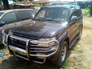 Toyota Land Cruiser Prado 2000 3.4 V6 Black | Cars for sale in Niger State, Suleja