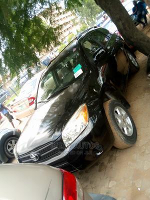 Toyota RAV4 2008 Black   Cars for sale in Lagos State, Ikeja
