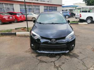 Toyota Corolla 2014 Black | Cars for sale in Lagos State, Ilupeju
