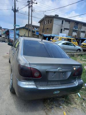Toyota Corolla 2006 LE Gray   Cars for sale in Lagos State, Agege
