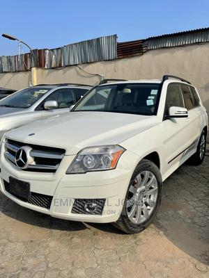 Mercedes-Benz GLK-Class 2011 350 White   Cars for sale in Lagos State, Ikeja