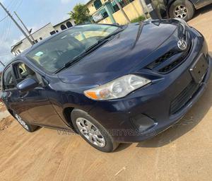 Toyota Corolla 2012 Black | Cars for sale in Lagos State, Ikotun/Igando