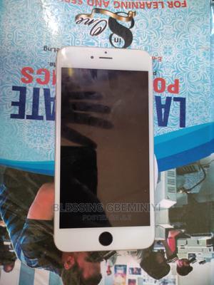 Apple iPhone 6s Plus 64 GB Silver   Mobile Phones for sale in Lagos State, Ikorodu