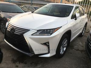 Lexus RX 2017 350 AWD White | Cars for sale in Lagos State, Maryland