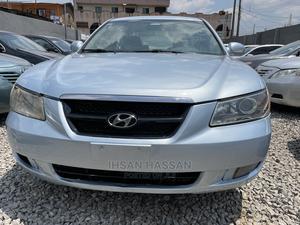 Hyundai Sonata 2006 Blue | Cars for sale in Lagos State, Ogba