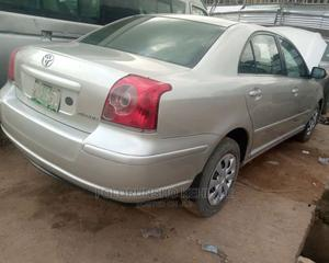 Toyota Avensis 2005 Silver   Cars for sale in Lagos State, Ikeja