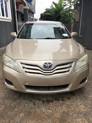 Toyota Camry 2011 Gold | Cars for sale in Lagos State, Ikorodu