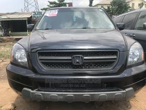 Honda Pilot 2005 Black | Cars for sale in Lagos State, Abule Egba