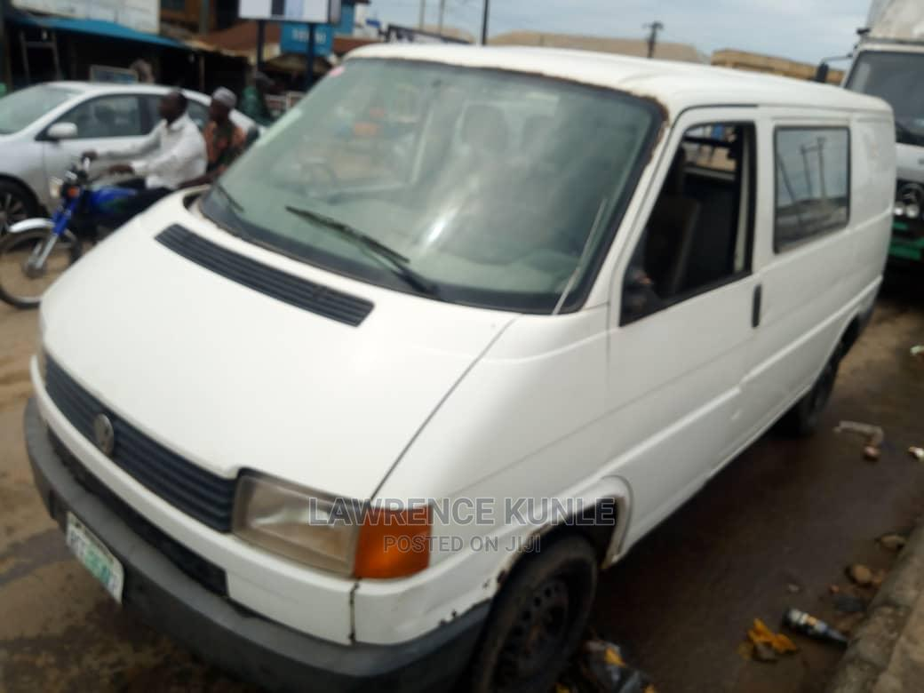 Nigerian Used Volkswagen T4 for Sale