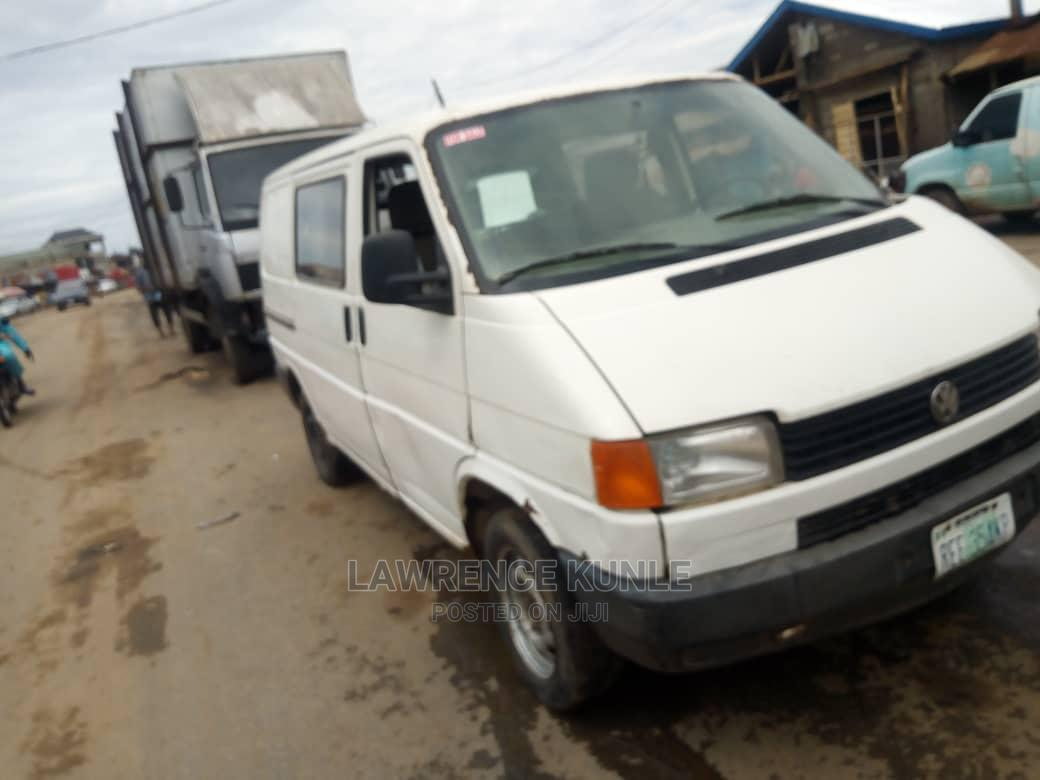 Nigerian Used Volkswagen T4 for Sale   Buses & Microbuses for sale in Alimosho, Lagos State, Nigeria