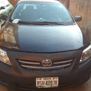 Toyota Corolla 2008 1.6 VVT-i Black | Cars for sale in Lagos State, Oshodi