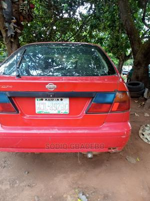 Nissan Primera 2001 Wagon Red   Cars for sale in Ogun State, Abeokuta South