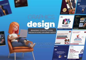 Graphics Design And Brand Identity Design | Other Services for sale in Kwara State, Ilorin East