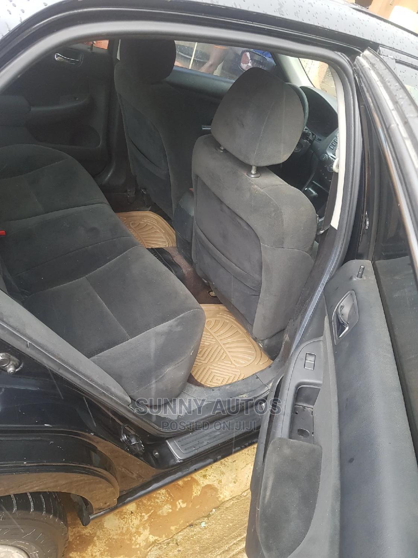 Archive: Honda Accord 2006 Black