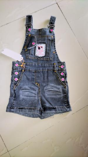 Suspender Jeans for Girls   Children's Clothing for sale in Lagos State, Ojo
