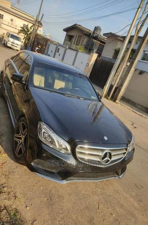 Mercedes-Benz E350 2015 Black | Cars for sale in Lagos State, Ikotun/Igando