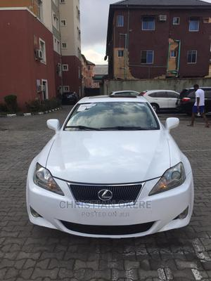 Lexus IS 2007 White | Cars for sale in Lagos State, Alimosho