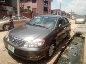 Toyota Corolla 2005 Gray | Cars for sale in Lagos State, Mushin