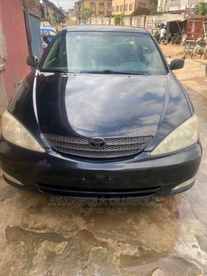 Toyota Camry 2003 Black | Cars for sale in Lagos State, Oshodi