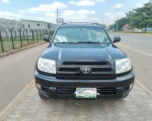Toyota 4-Runner 2003 4.7 Black | Cars for sale in Abuja (FCT) State, Apo District