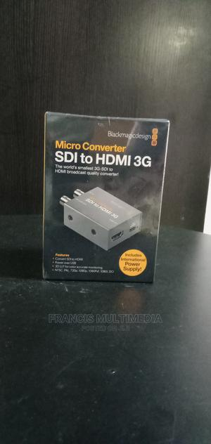 Blackmagic Design Micro Converter SDI to HDMI 3G (With PSU)   Accessories & Supplies for Electronics for sale in Lagos State, Ikeja