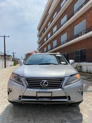 Lexus RX 2015 350 AWD Silver | Cars for sale in Lagos State, Lekki