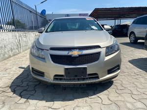 Chevrolet Cruze 2013 Gold   Cars for sale in Lagos State, Lekki