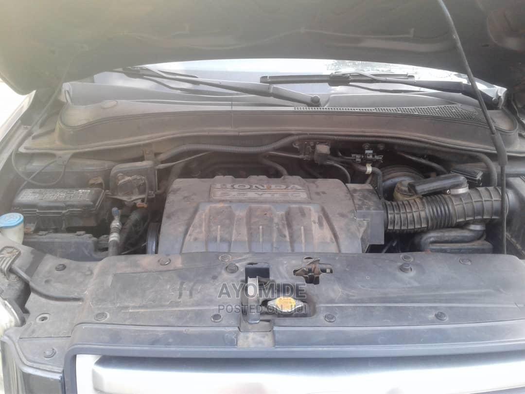 Archive: Honda Pilot 2006 EX 4x4 (3.5L 6cyl 5A) Gray