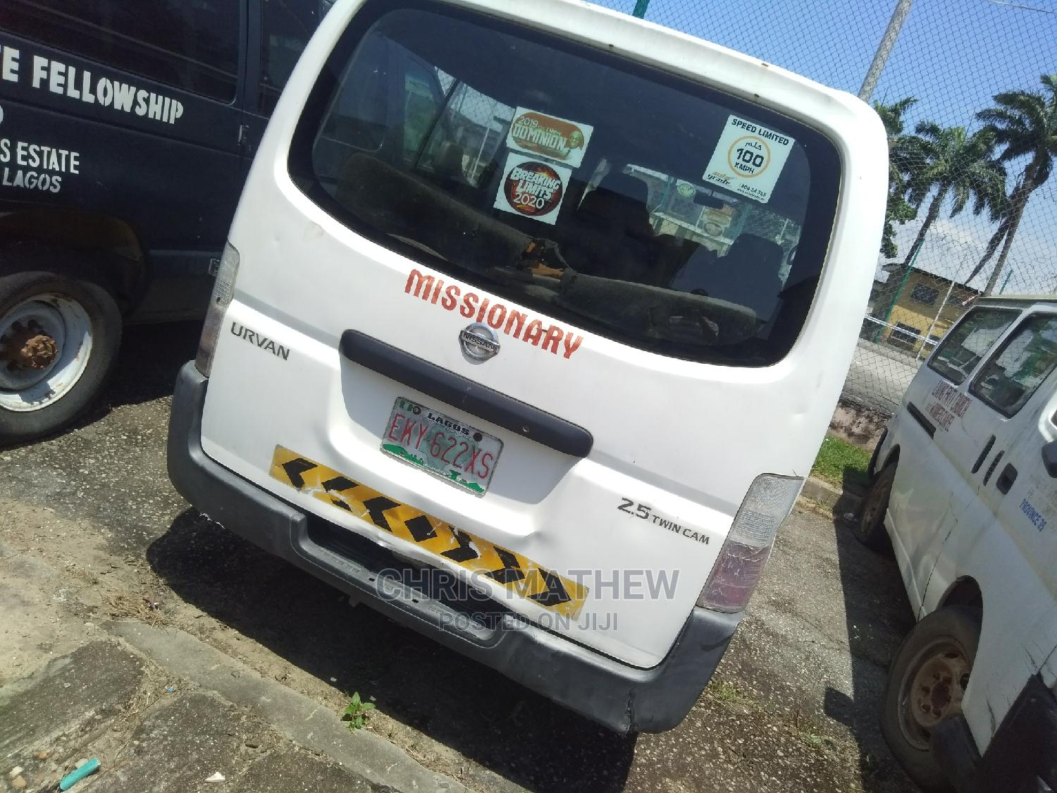 Nissan Urvan Bus | Buses & Microbuses for sale in Amuwo-Odofin, Lagos State, Nigeria
