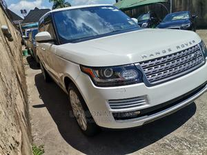 Land Rover Range Rover Vogue 2018 White | Cars for sale in Lagos State, Apapa