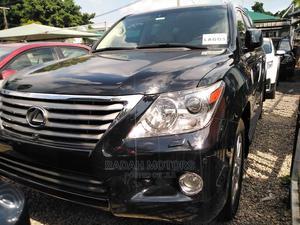 Lexus LX 2010 570 Black | Cars for sale in Abuja (FCT) State, Garki 2