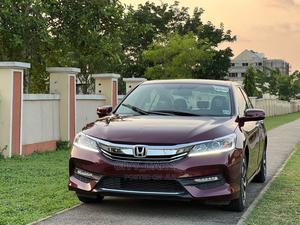 Honda Accord 2016 Red | Cars for sale in Abuja (FCT) State, Asokoro