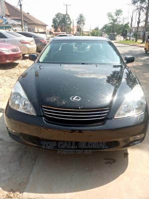 Lexus ES 2002 300 Black | Cars for sale in Lagos State, Ojodu