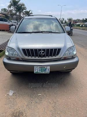 Lexus RX 2002 300 4WD Silver | Cars for sale in Osun State, Osogbo