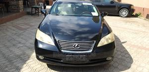 Lexus ES 2008 350 Black   Cars for sale in Lagos State, Isolo