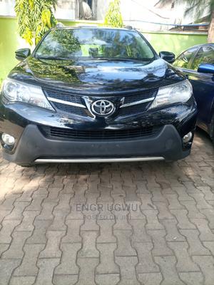 Toyota RAV4 2015 Black   Cars for sale in Abuja (FCT) State, Garki 2