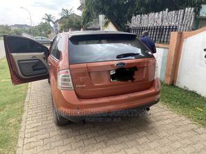 Ford Edge 2008 SE 4dr FWD (3.5L 6cyl 6A) Orange | Cars for sale in Abuja (FCT) State, Jabi