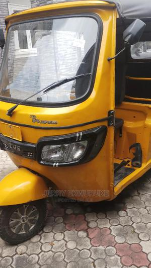 TVS Apache 180 RTR 2020 Yellow | Motorcycles & Scooters for sale in Lagos State, Amuwo-Odofin