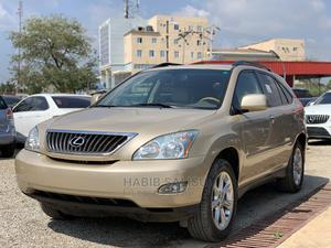 Lexus RX 2008 Gold | Cars for sale in Abuja (FCT) State, Jahi