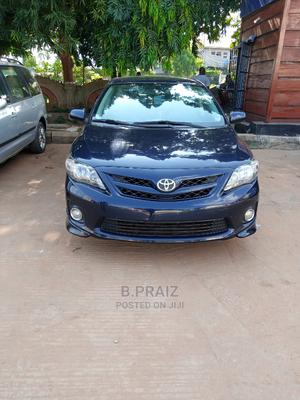 Toyota Corolla 2012 Blue | Cars for sale in Anambra State, Awka