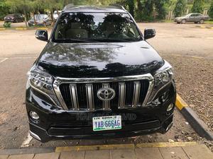 Toyota Land Cruiser Prado 2012 Black | Cars for sale in Abuja (FCT) State, Jabi