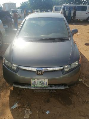 Honda Civic 2008 1.6i LS Automatic Gray   Cars for sale in Abuja (FCT) State, Kado